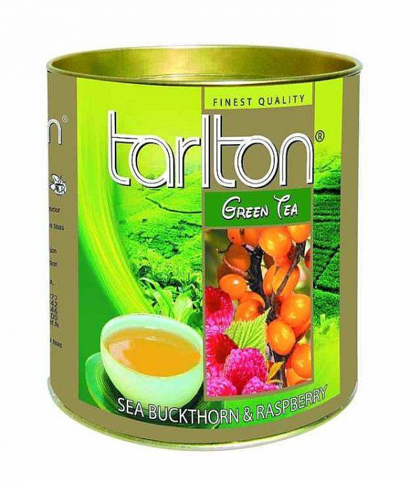 TARLTON Green Raspberry & Seabuckthorn dóza 100g/6991