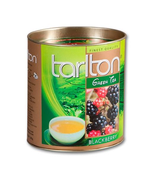 TARLTON Green Blackberry dóza 100g/7058
